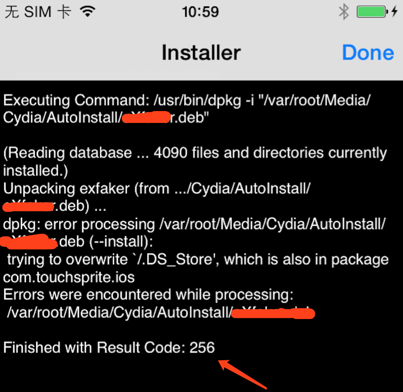 [iOS Hacker] 将 app 打包成 deb 发布安装