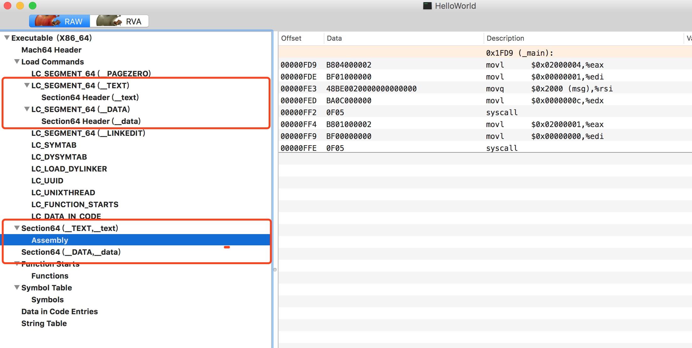 使用 NASM 在 macOS 下编写汇编