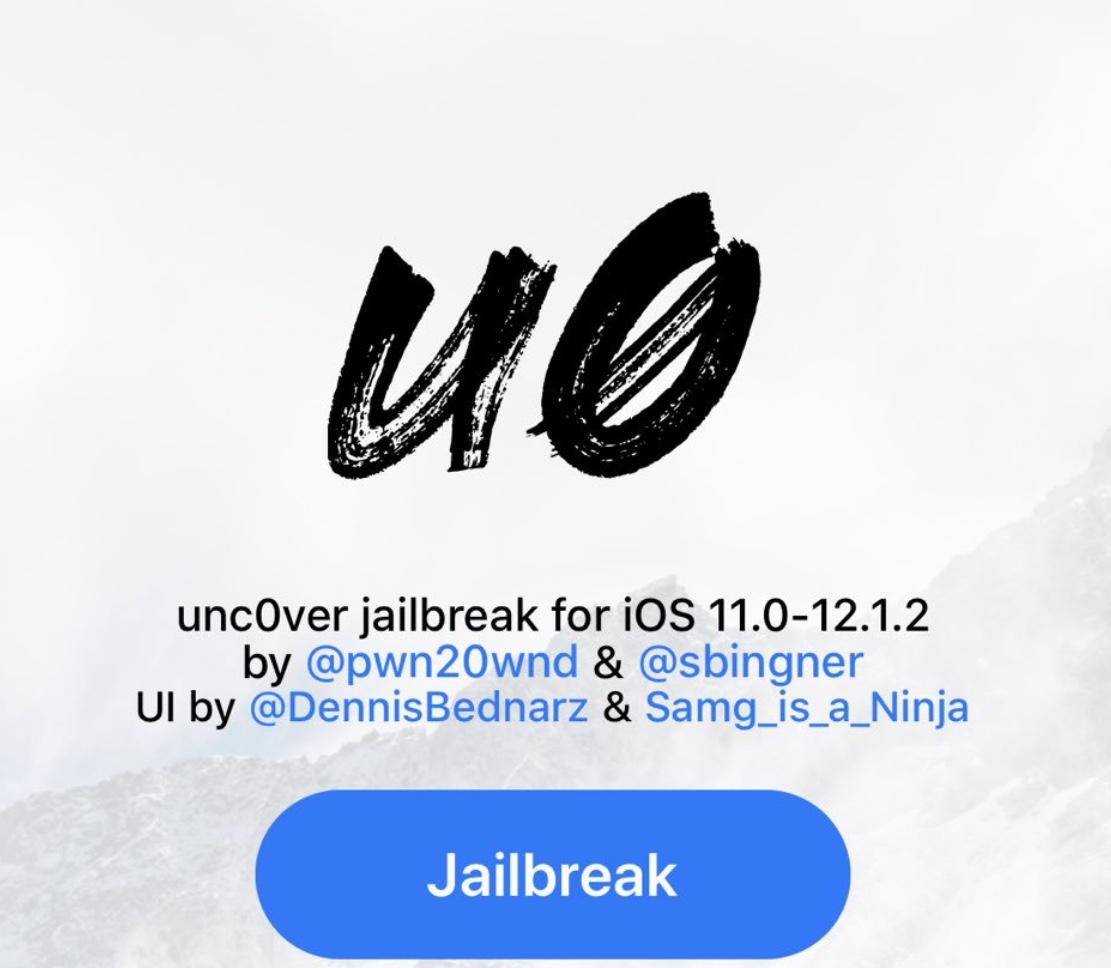 [iOS Hacker] iOS 12.1.2 完整越狱 unc0ver 已发布