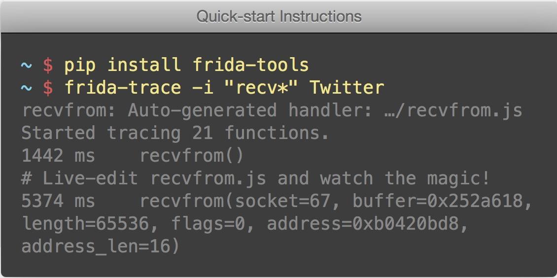 【Frida实战】在 iOS 上分析应用